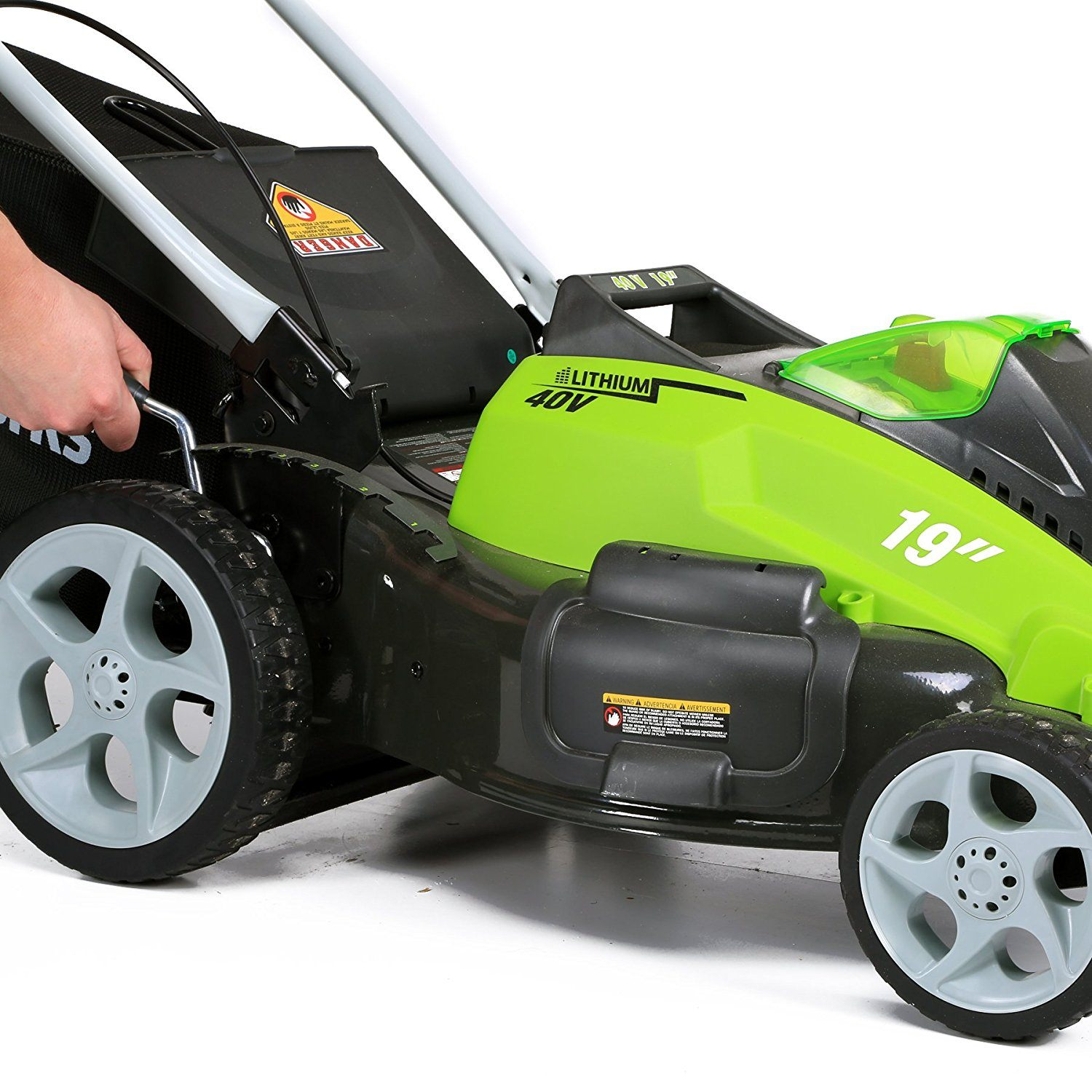 The Best Battery Powered Lawn Mower For 2019 Yardmasterz Com