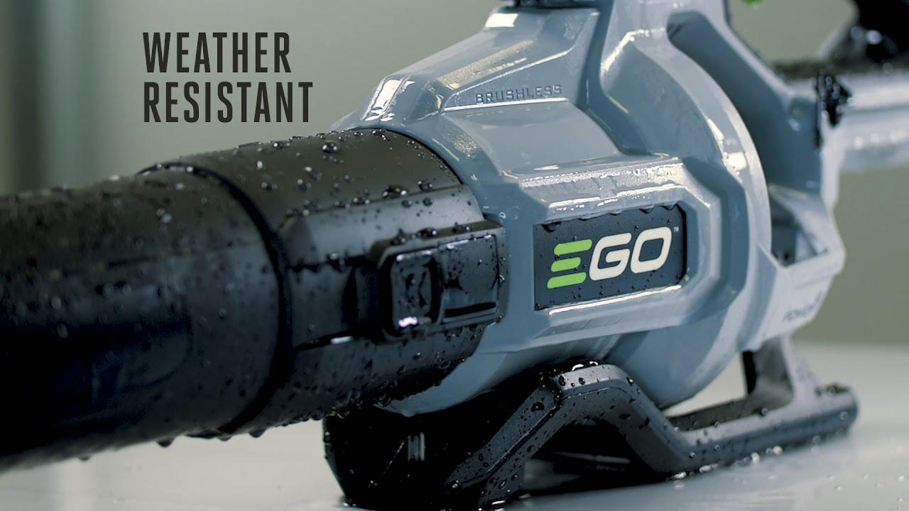 EGO 168 MPH 580 CFM Variable-Speed 56-Volt Lithium-ion Blower